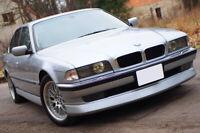 BMW E38 7 SERIES FRONT BUMPER SPOILER / FRONT LIP / VALANCE