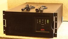 APC SUA5000rmi5u 5000VA / 4000W - new cells - 12m RTB warranty