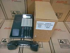 Trillium 90.0469-1C Panther II BLACK Display Business Telephone-Refurbished