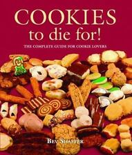 Cookies to Die For! (Cookbooks to Die For)-ExLibrary
