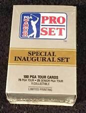 1990 Pro Set Golf Complete Factory Sealed Set