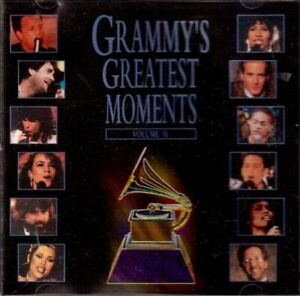 GRAMMY'S GREATEST MOMENTS - Volume II - CD - 1994 - VERY GOOD CONDITION