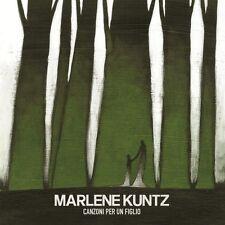 MARLENE KUNTZ - CANZONI PER UN FIGLIO - SANREMO 2012 -CD NUOVO