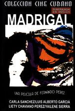 Cuban movie-Madrigal.Brand NEW.Drama..Cuba.Pelicula DVD