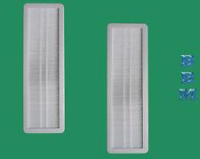 2 Hoover HEPA Allergy Filter Type 40110001 43613022 Windtunnel Upright Vacuum