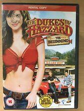Willie Nelson April Scott DUKES OF HAZZARD: THE BEGINNING ~ 2006   UK Rental DVD