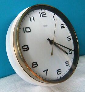 Vintage Metamec Electric Wall Kitchen Clock