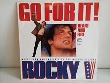 "MAXI 12"" BO Film OST Rocky V Go for it"