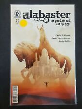 Alabaster The Good, The Bad, and The Bird #5 Dark Horse VF/NM Comics Book