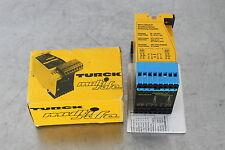 TURK MS13-22EX0-R/115VAC MULTISAFE MULTIMODUL MODULE NEW