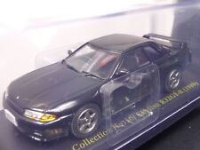 Nissan Skyline R32 GTR 1989 1/43 Scale Box Mini Car Display Diecast vol 10