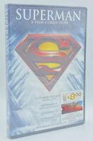 Superman: 5-Film Collection [2013] DVD; 5-Disc Set