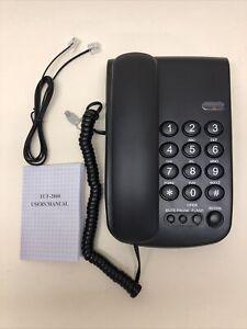 Corded Landline Phone, TCF-2000