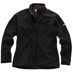 Gill Marine Men's Team Softshell Jacket – Graphite color – Size SMALL, NWT
