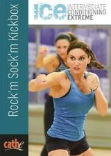 Cardio and Toning Exercise DVD - Cathe Friedrich ICE Rock'm Sock'm Kickbox