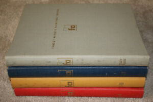 1965 Famous Artists Painting Course Study Guide + 3 Volume Session 1-17 Set ART