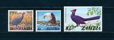 ZAMBIA 1975 DEFINITIVES SG227,229,238  MNH