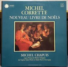 MICHEL CHAPUS corrette nouveau livre de noel LP VG+ AS 42 Astree 1980 France