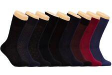 Men's Classic Bamboo Dress Socks (4 Pairs)