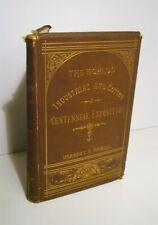 1885 WORLD'S INDUSTRIAL COTTON CENTENNIAL EXPOSITION NEW ORLEANS-RARE-1ST