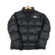 The North Face 800 Summit Series Puffer Down Jacket Black Mens Medium