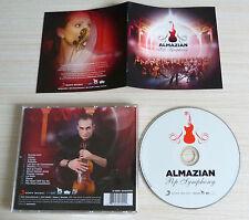 RARE CD ALBUM POP SYMPHONY ALMAZIAN VIOLON 13 TITRES 2012