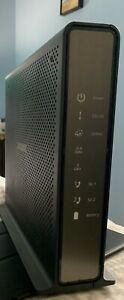 NETGEAR Nighthawk Cable Modem WiFi Router Combo with Voice C7100V 2 Phone lines