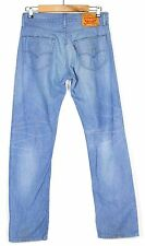 LEVI STRAUSS & CO BLUE 504 JEANS W32 L32