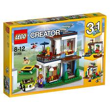 31068 LEGO Creator Modular Modern Home 386 Pieces Age 8-12 New Release 2017!