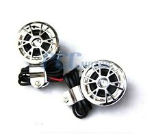 2pcs 12V Car Motorcycle Speakers Only Radio MP3 iPod Audio H TK11S