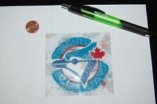 "Toronto Blue Jays Lextra 3 1/8"" Primary Logo 1977-1996 Patch Baseball 4 Patches"