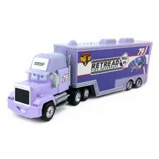 Disney Pixar Car Mack No.79 Retread Racer Team's Hauler Truck 1:55 Toy Car New