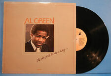AL GREEN THE LORD WILL MAKE A WAY VINYL LP 1980 ORIG GOSPEL GREAT COND! VG/VG+!!