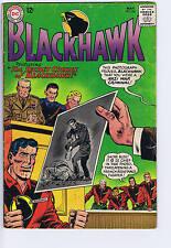 Blackhawk #208 DC Pub 1965