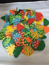 Snowflakes Building Blocks 160 Pieces Interlocking Plastic Disc Set Kids Toy