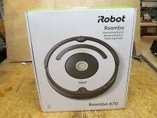 iRobot - Roomba 670 Vacuum Cleaning Robot ( LOT 1339)