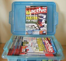 Computer Active Magazine, 231 Issues in 2 plastic tubs. Collection Only