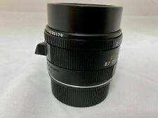 Leica 11141 50mm f2 APO-Summicron-M Aspherical lens