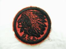 Vintage Boy Scouts of America Indian Chief Patrol Badge B.S.A. Patch