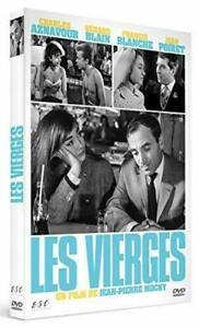 DVD - LES VIERGES / MOCKY, AZNAVOUR, BLAIN, BLANCHE, POIRET, ESC, NEUF