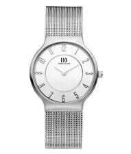 Danish Design IV69Q732 Silver Arabic Dial Stainless Steel Quartz Women's Watch