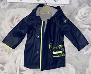 Boys Age 0-3 Months - Billy Bandit Lightweight Waterproof Coat