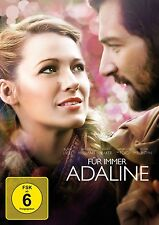 BLAKE LIVELY/HARRISON FORD/MICHIEL HUISMAN/+ - FÜR IMMER ADALINE  DVD NEU
