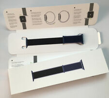 GENUINE Apple Watch Sport Loop 44mm  / 42mm MIDNIGHT BLUE 2 Tone
