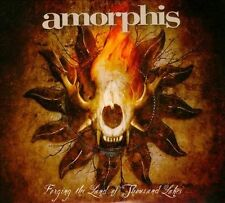 - Forging the Land of Thousand Lakes by Amorphis 2CD/2DVD Boxset -