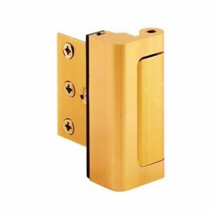 Heavy Duty Deadbolt Brass Door Lock 12 x stronger than a conventional lock