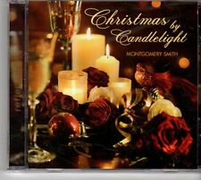 (EU402) Montgomery Smith, Christmas By Candlelight - 2007 Sealed CD
