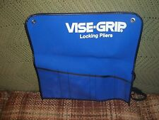 BRAND NEW VISE GRIP ROLL UP TOOL POUCH PETERSEN AMERICAN TOOL CO.