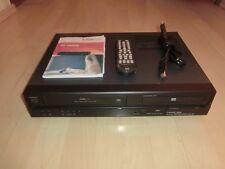 AgfaPhoto DV 18909R DVD-Recorder / VHS-Recorder, FB&BDA, HDMI, 2J. Garantie