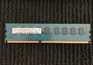 Hynix 1GB 1Rx8 PC3 8500E 7-10-D0 RAM (6 Available)